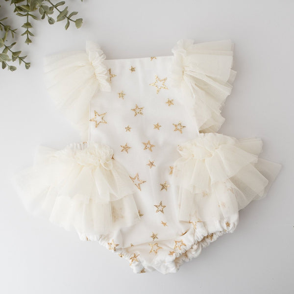 Star Baby Romper | Baby Bliss Props