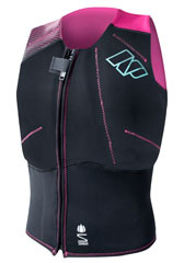NP Ladies Impact Front Zip