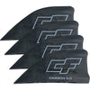 CrazyFly Carbon Fins 50mm