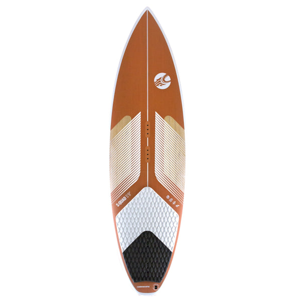 Cabrinha 2021 S-Quad kite surfboard