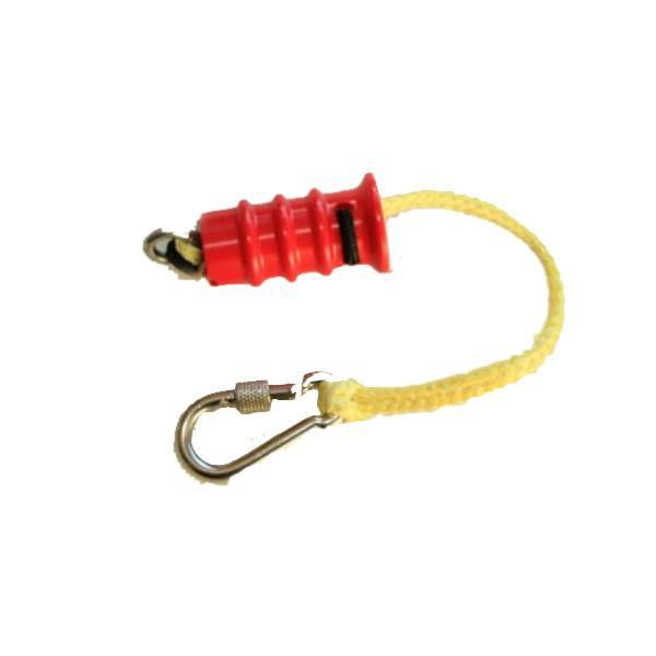 Dynabar Sliding short leash