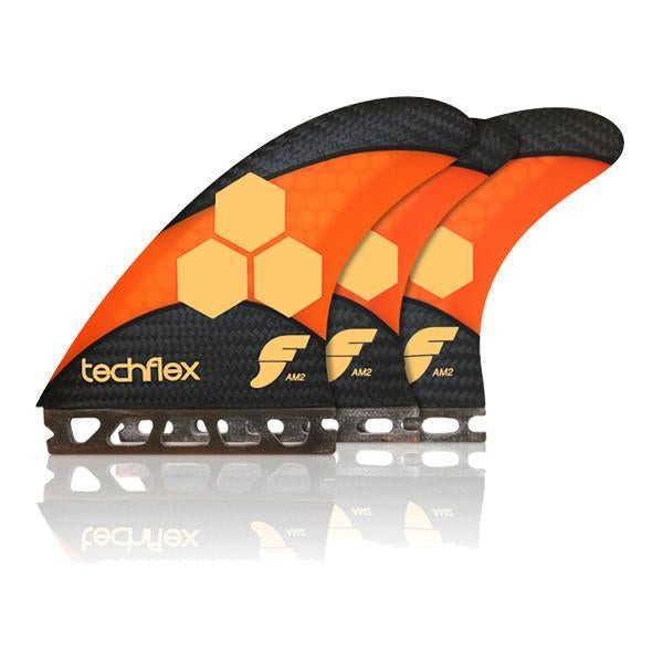Futures AM2 TECHFLEX Orange 5-FIN