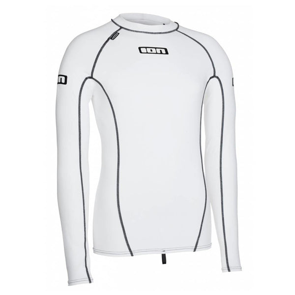 ION Promo Rashguard Men LS cool white