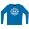 Ozone Tech Shirt LS O Print