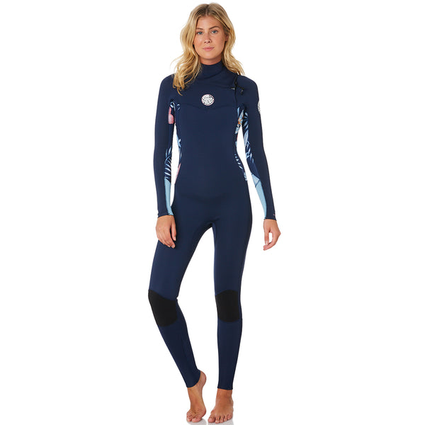 Rip Curl Womens Dawn Patrol 3/2mm Steamer C/ZIP