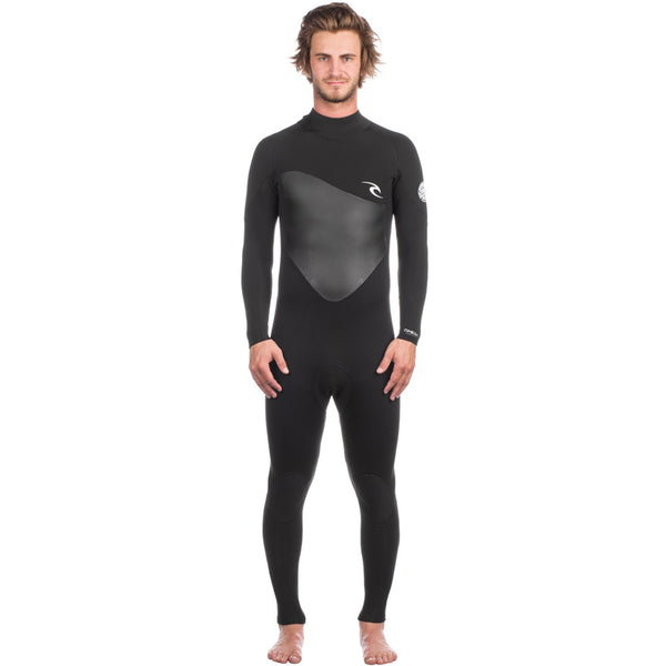 Rip Curl Omega 3/2 Back Zip Wetsuit Steamer