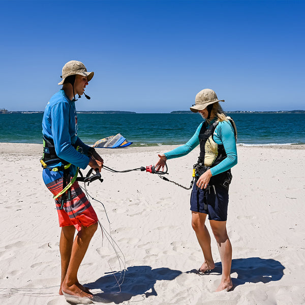 Kitesurfing Lesson Package - 3 x 2hrs