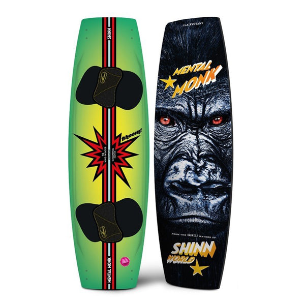 Shinn Monk Mental Board Only
