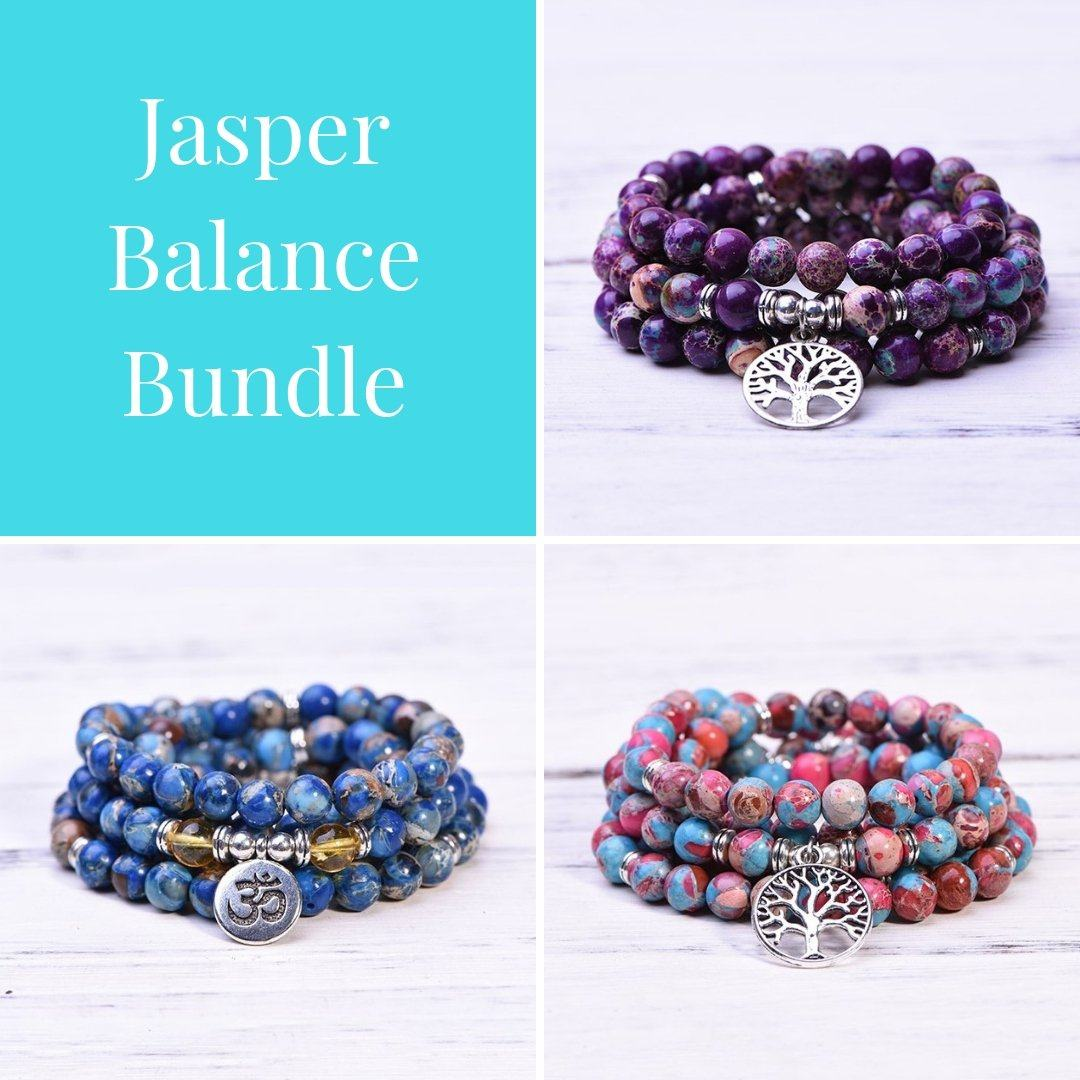 Jasper Balance Mala Bundle - Limited Offer - Paybackgift