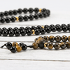 Onyx + Tiger's Eye Mala - Paybackgift