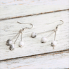 Howlite Stone Earrings - Paybackgift