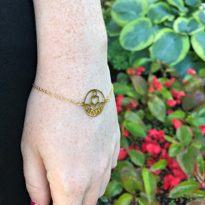 Purity Gold Bracelet - Karma Club - Paybackgift