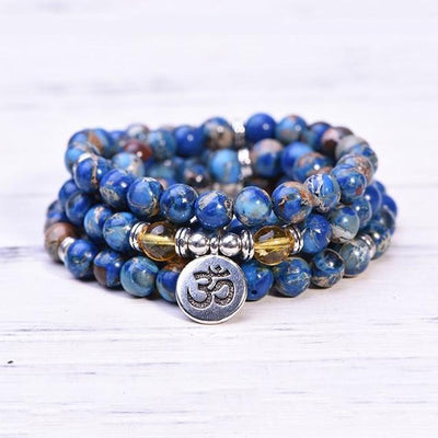 Balance & Focus 108 Mala Necklace/Bracelet - Paybackgift