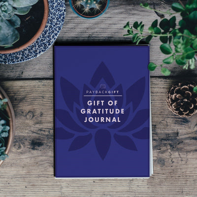 PaybackGift Gratitude Journal - Paybackgift