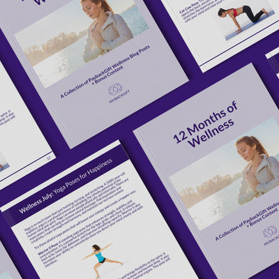 12 Months of Wellness Guide - Paybackgift