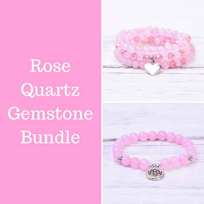 Rose Quartz Gemstone Bundle - Paybackgift