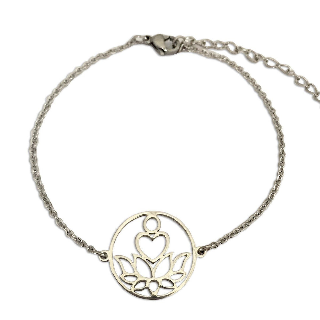 New Beginnings Silver Bracelet