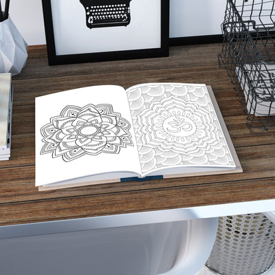 Mindfulness Coloring Book - Paybackgift