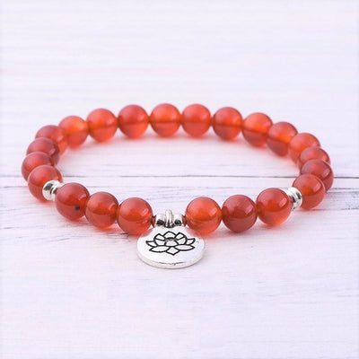 Red Agate Root Chakra Bracelet - Paybackgift