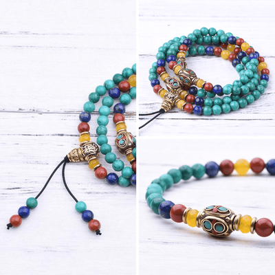 Turquoise Protection 2 Mala Bundle