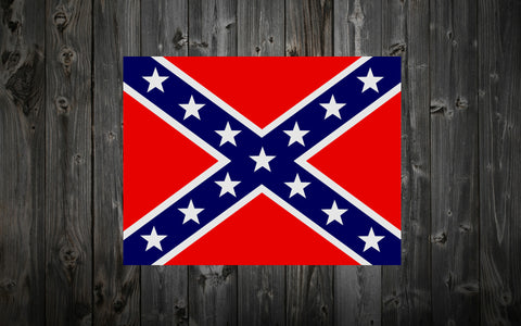 3 ft. X 5 ft. Confederate Battle Flag