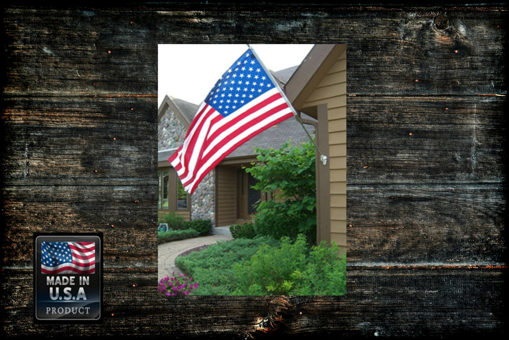 USA 2.5 ft. x 4 ft. Commercial Quality Banner American Flag
