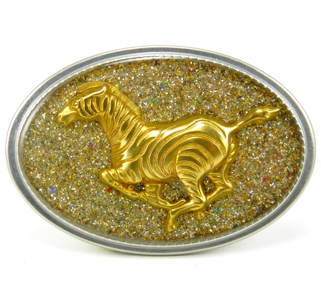 Galloping Disco Zebra