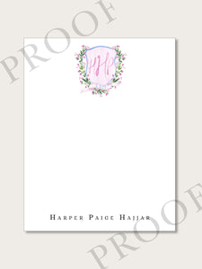 The Harper Collection - Flat Notecards