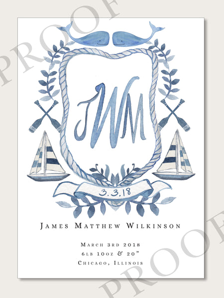 The James Collection - Print
