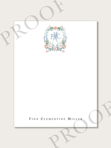 The Finn Collection - Flat Notecards