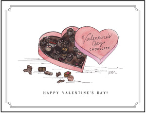 Happy Valentine's Day - Chocolates!