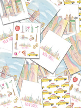 Load image into Gallery viewer, NYC Notecards - Package of 6 notecards with envelopes