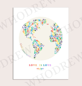 """World Pride"" Print"