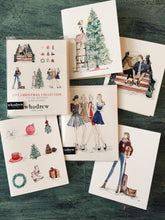 Load image into Gallery viewer, Set of Five, Christmas Collection