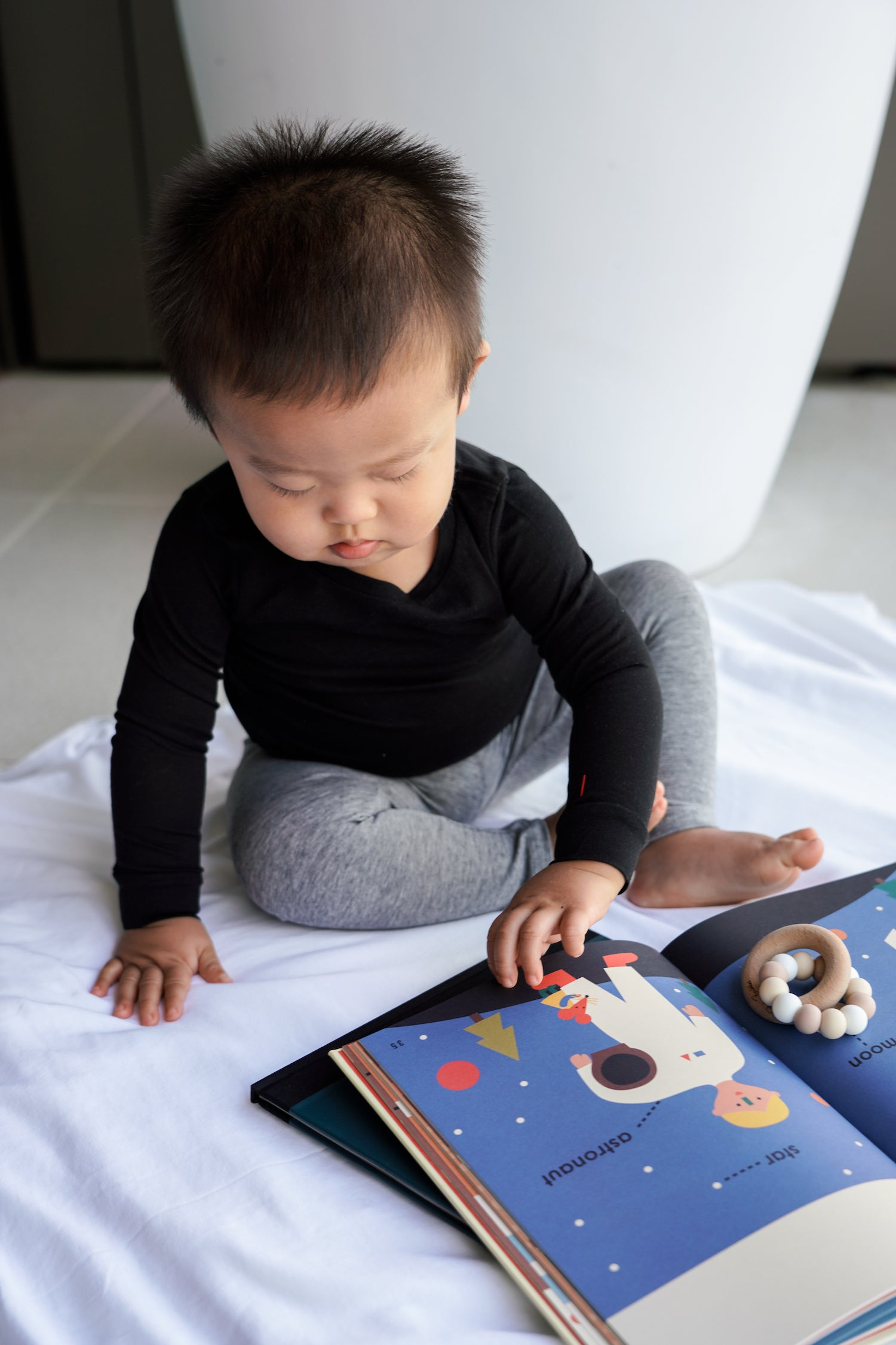 Why You Should Read To Your Baby