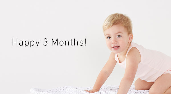 12|12 is 3 months old today!