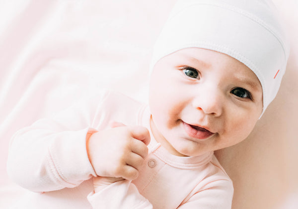 Organic baby clothes are in constant contact with your baby's skin.