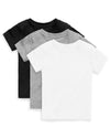 The Daily Short Sleeve Tee 3 Pack