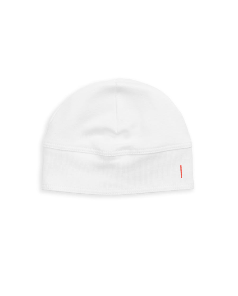 The Baby Hat White