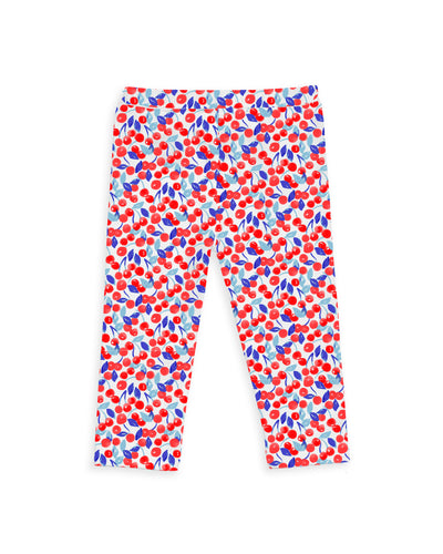 The Daily Legging Cherry Liberty