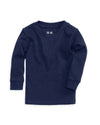 The Daily Long Sleeve Tee Navy