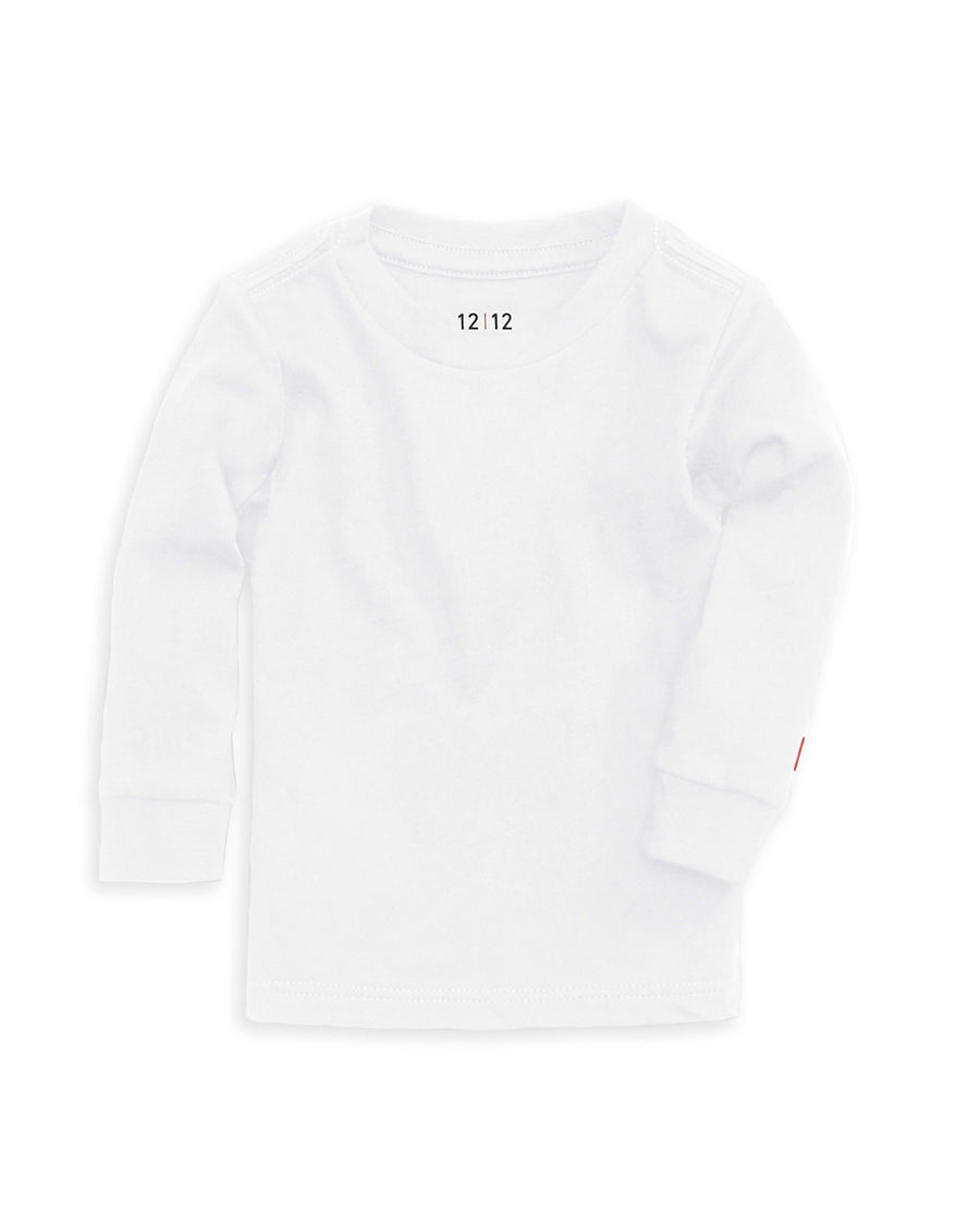 The Daily Long Sleeve Tee • 12|12