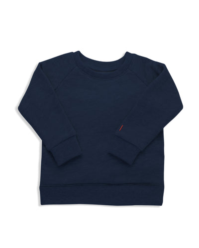 The Daily Pullover Navy