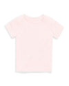 12|12 The Daily Short Sleeve Tee Pink