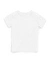 The Daily Short Sleeve Tee White