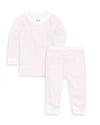 The Nightly Pajama Set Pink Stripe