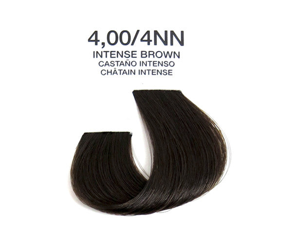 Cream Hair Color - Intense Brown