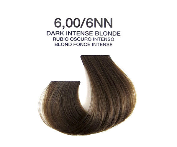 Cream Hair Color - Dark Intense Blonde