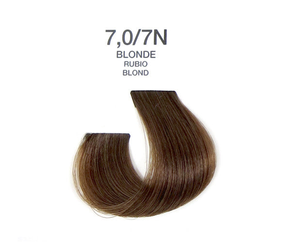 Cream Hair Color - Blonde Hair Color