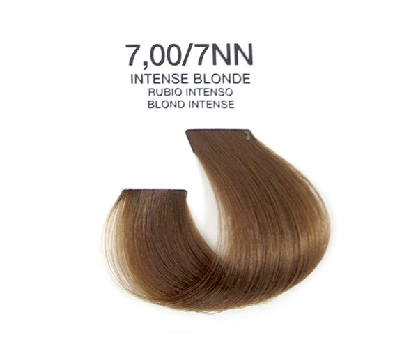 Cream Hair Color - Intense Blonde